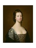 Elizabeth Gunning, Duchess of Hamilton (1734-90) Giclee Print by Gavin Hamilton