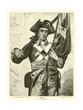 1776 Giclee Print by George Willoughby Maynard