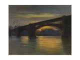 The Bridge, 1903 Giclee Print by Frederick Oakes Sylvester