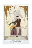 L'Automne Giclee Print by Georges Barbier