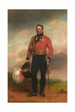 Lieutenant-General Rowland, Lord Hill, C.1819 Giclee Print by George Dawe