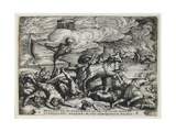 Triumph of Death, 1539 Giclee Print by Georg Pencz