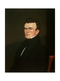 Self Portrait, 1834-35 Giclee Print by George Caleb Bingham