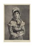 Type of Beauty, IX Giclee Print by George Adolphus Storey