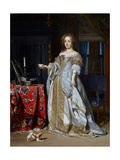 Portrait of a Lady, 1667 Giclee Print by Gabriel Metsu