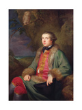 James Boswell, 1765 Giclee Print by George Willison