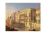 The Ca' D'Oro, Venice Giclee Print by Friedrich Nerly