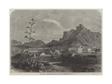 The Royal Observatory, Cape Town Giclee Print by George French Angas
