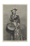 Follow the Drum Giclee Print by George Adolphus Storey