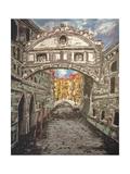 Venice 9, 1993 Giclee Print by Geoffrey Robinson