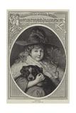Mistletoe Giclee Print by George Adolphus Storey