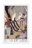 La Belle Indolente Giclee Print by Georges Barbier