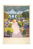 La Jarre, Pub. Paris 1919 Giclee Print by Georges Barbier