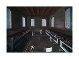 Game of Rackets Giclee Print by Gabriele Bella