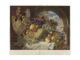 Fair and Fruitful Italy Giclee Print by George Lance