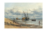 At Southend, Essex Giclee Print by George Arthur Fripp
