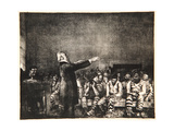 Benediction in Georgia, 1916 Giclee Print by George Wesley Bellows