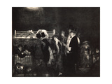 Preliminaries, 1916 Giclee Print by George Wesley Bellows