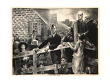 The Appeal to the People, 1923-24 Giclee Print by George Wesley Bellows