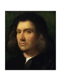 Portrait of a Man, 1506 Giclee Print by  Giorgione