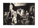 The Life Class, 1917 Giclee Print by George Wesley Bellows