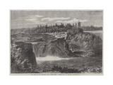 The Falls of the Chaudiere, Near Quebec Giclee Print by George Henry Andrews