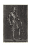 Gaston De Foix Giclee Print by  Giorgione