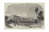 Peshawur Giclee Print by Godfrey Thomas Vigne