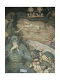 Scenes from the 'Inferno' Giclee Print by Giovanni Da Modena