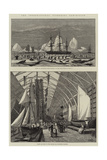 The International Fisheries Exhibition Giclee Print by George Henry Andrews
