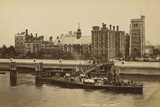 Lambeth Palace, London, C.1880 Photographic Print by George Washington Wilson