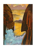 The Green Wave, Vorhor, C.1896-7 Giclee Print by Georges Lacombe