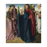 Holy Women Giclee Print by Gerard David