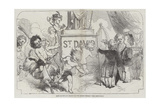 Saint David's Day, (1 March) Giclee Print by George Housman Thomas