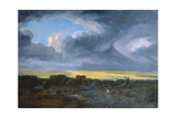 Stormy Landscape, 1795 Giclee Print by Georges Michel