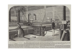 Cotton Manufacture in the International Exhibition Giclee Print by George Henry Andrews