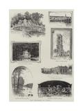Les Environs De Paris Giclee Print by Georges Fraipont