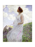 Calypso, C.1906 Giclee Print by George Hitchcock