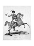 Sir Thomas Picton, Engraved by Samuel Mitan, 1815 Giclee Print by George Jones