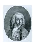 Giovanni Antonio Canal (1697-1768) Giclee Print by Giambattista Piazzetta