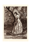 Maidenhood Giclee Print by George Elgar Hicks