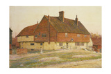 The Crown Inn at Chiddingfold Giclee Print by George Price Boyce