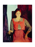 Geraldine Lee, 1914 Giclee Print by George Wesley Bellows
