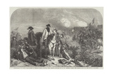 Garibaldi at Rome, 1849 Giclee Print by George Housman Thomas