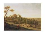 Westcombe House, Blackheath Giclee Print by George Lambert