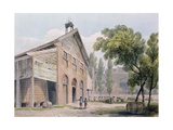 Messrs Beaufoy's Distillery, Formerly Cuper's Gardens, 1809 Giclee Print by George Shepherd