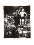 Introductions, 1921 Giclee Print by George Wesley Bellows