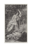 The Fair Haymaker Giclee Print by George Elgar Hicks
