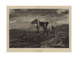 Masterless Giclee Print by George Housman Thomas