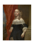 Portrait of a Lady Giclee Print by Gonzales Coques